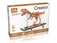 Dinosaurio Tiranosaurio Rex Loz 880 piezas