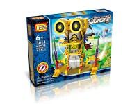 Loz Robot Canguro con motor 125 piezas