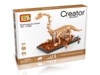 Dinosaurio Brachiosaurus Loz 570 piezas