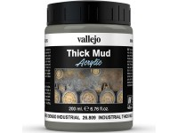 Vallejo Industrial Thick Mud Texture 200