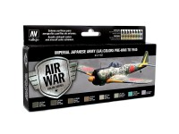 Set Air War Japanese Army (IJA) 8 col