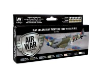 Set Air War RAF Day Fighters 1941-45 8c