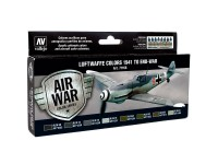 Set Air War Luftwaffe 941 To End-War 8c