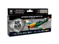 Set Air War Luftwaffe Pre-War To 1941 8c