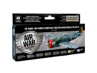 Set Air War US Army (ETO) WWII 6 color