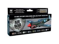 Set Air War US Army (CBI) WWII 6 colores