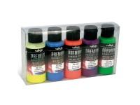 Set de Colores Fluorescentes Premium 5ud