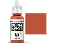 Model Color Rojo Amaranth 17ml (130)