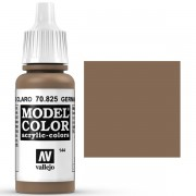 Model Color Alemán Camuflaje Pardo Claro 17ml