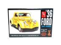 Maqueta AMT Ford Coupe 1936 1:25