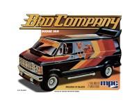 Maqueta Dodge Van 1982 1:25