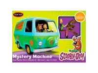 Polar Lights Furgoneta Scooby-Doo 1:25