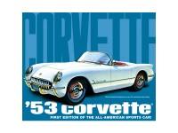 Maqueta AMT Chevy Corvette 1953 1:25