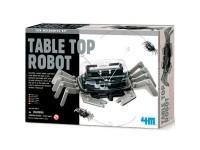 Juego construcción 4M Table Top Robot