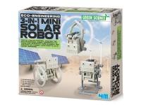 Juego 4M 3 en 1 Mini Solar Robot