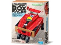 Juego científico 4M Box Racer
