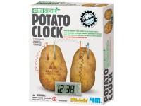 Juego científico 4M Potato Clock