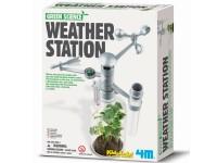 Juego científico 4M Weather Station