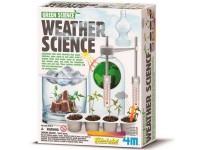 Juego científico 4M Weather Science