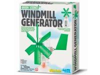 Juego científico 4M Windmill Generator
