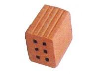 Cuit 6-Hole Half Brick
