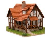 Block Cuit Alpine Mini House