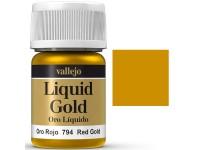 Liquid Gold Oro Rojo 35ml (215)
