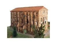 Cuit Church of St Mary of Naranco