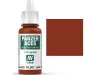 Panzer Aces color Oxido Claro 17ml