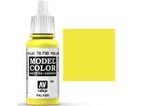 Model Color Amarillo Fluorescente 17ml (206)