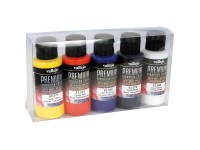 Set 5 colores Premium Candy