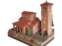 Cuit Church of St Mary of Lebeña.