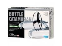 Juego científico 4M Bottle Catamaran