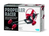 Juego científico 4M Propeller Racer