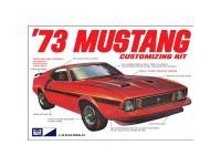 Maqueta MPC Ford Mustang 1973 1:25
