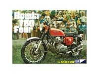Maqueta MPC Motocicleta Honda 750 1:8