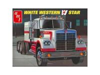 Maqueta AMT White Western Star 1:25