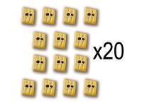 Constructo Cuadernales Boj 3mm (20)