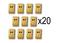 Constructo Cuadernales Boj 5mm (20)