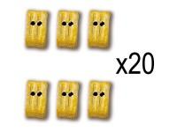 Constructo Cuadernales Boj 7mm (20)