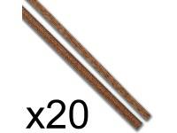 Constructo 20 Chapa Forro Sap 0,5X4X1000