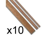 Constructo 10 Listones Sapelly 4X5X1000
