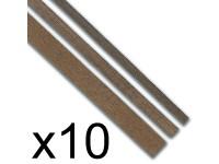 Constructo Listones Manz. 3X3X1000 (10)