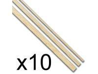 Constructo Listones Tilo 2X4X1000 (10)