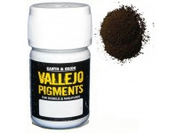 Pigmento Vallejo Sombra Natural 35ml