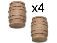 Constructo Barril Boj 15X20mm (4)