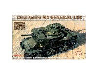 Mirage M3 Medium Tank General Lee 1/72