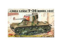 Mirage T-26 Light Tank 1933 1/72