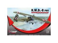 Mirage RWD-8 PWS Trainer & Liaison 1/48