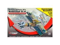 Mirage Schusta27b Halberstadt CL.II 1/48